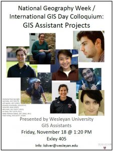 GIS Assistant talks