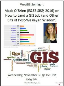 Mads GIS talk